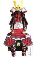 【鎧兜甲冑 端午の節句鎧 五月人形】 源義経 稚児鎧