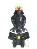 【鎧兜甲冑  端午の節句鎧 五月人形】徳川家康 大黒頭巾写し 稚児鎧