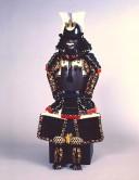 【鎧兜甲冑 端午の節句鎧 五月人形】一之谷兜 二枚胴具足 稚児鎧