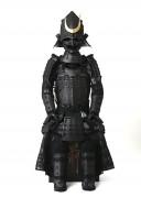 J.S.ART【Python Armor】蛇革包縦矧五枚胴具足