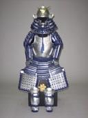 【鎧兜甲冑 端午の節句鎧 五月人形】上杉謙信 南蛮胴具足稚児鎧写し