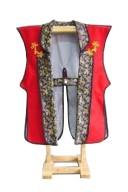 【鎧兜甲冑用装束・時代衣装】稚児鎧用陣羽織