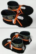 【鎧兜甲冑/小道具】毛靴